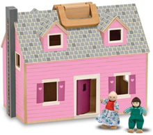 Fold & Go dukkehus, Melissa & Doug
