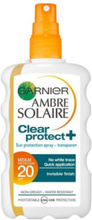 Garnier Clear Protect Spray SPF20 200ml