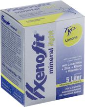 Xenofit Mineral Light Drink Portion Bags 10x36g Lemon 2020 Näringstillskott & Paket
