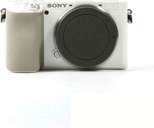 Sony Alpha A6100 Body Only Spiegellose Digitalkamera - Weiß (International Ver.)