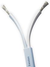 Supra Ply Högtalarkabel 3,4 mm² Vit 10 m
