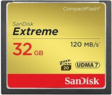 Sandisk Extreme CF-kort 32 GB