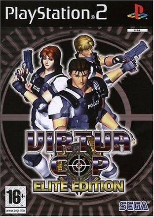 Virtua Cop Elite Edition (PS2)