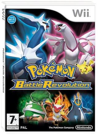 Pokemon Battle Revolution (Wii) - Fruugo