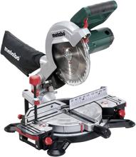 Kapsåg Metabo KS 216 M Lasercut 216 mm 1100 W