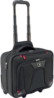 Bærbar computer-kuffert Wenger Transfer Wheeled Business Case 39,6 cm (15,6) Sort