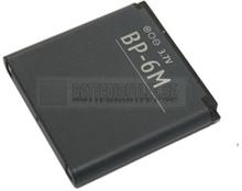 Ersättningsbatteri BP-6M