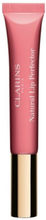 Clarins Natural Lip Perfector Läppglans Rose Shimmer