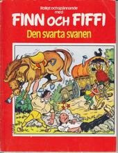 Finn & Fiffi Den svarta svanen