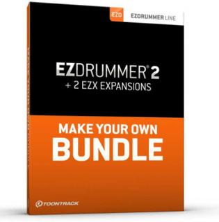 EZdrummer 2 (EZdrummer 2 Bundle)