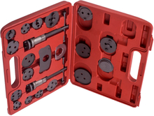 Universal Brake Caliper Piston Rewind Back Tool Set Kit 21 22 34 Pieces Set