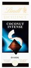 Lindt - Excellence Cocos Intense czekolada ciemna z karmel...płatkami kokosowymi