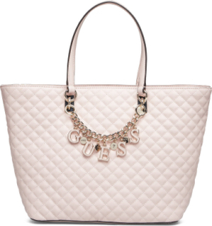 Guess Passion Tote Bags Shoppers Fashion Shoppers Rosa GUESS