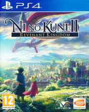 Ni no kuni ii 2 revenant kingdom