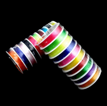 String DIY Beading Making Bracelet&Necklace Jewelry 0.7-0.8MM Stretch 1 Roll Transparent Stretchy Elastic Rope line Beads Cord