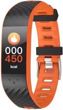 eStore P4 Aktivitetsarmband med blodtrycks- och pulsmätare - Orange