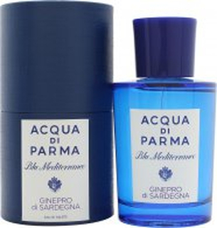 Acqua di Parma Blu Mediterraneo Ginepro di Sardegna Eau de Toilette 75ml Spray