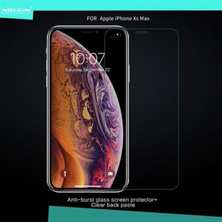 NILLKIN H+ [Anti-Explosion] [Ultra Clear] Glass Screen Protector Tempered Glass Film for iPhone (2019) 6.5