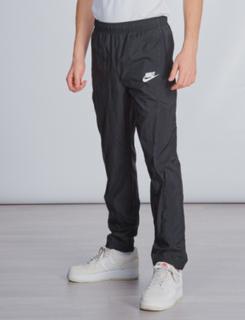 Nike, WOVEN PANT, Svart, Byxor till Kille, M