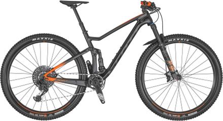 """Scott Spark 920 29"""" Terrängcykel Kolfiber, SRAM GX Eagle 12-delat, 12,5kg"""