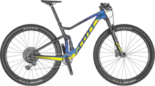 Scott Spark RC Team Issue Mountainbike Karbon, SRAM AXS Eagle 12-delat, 11,2 kg