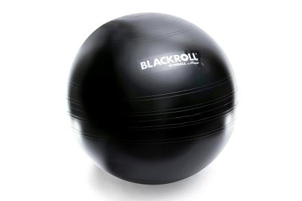 Blackroll Gymball Træningsbold 65cm Sort