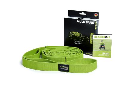 Blackroll Multi Band Træningselastik Medium - Apuls