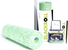 Blackroll MED Foam Roller Blød Grøn/Hvid 45cm