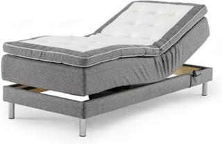 Ställbar säng Sence 5-zons 90x200cm - Valfri färg!