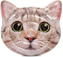 Cat Face Island Real Printing
