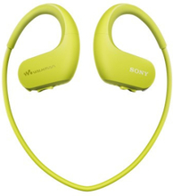 SPORT Walkman 4GB Yellow/Lime