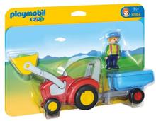 1.2.3\, Traktor med släp
