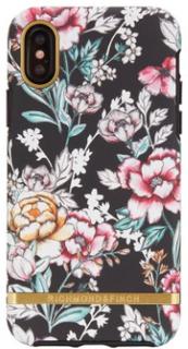 Richmond & Finch skal till IPhone X / XS - Black Floral