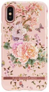 Richmond & Finch skal till IPhone X / XS - Peonies & Butterflies