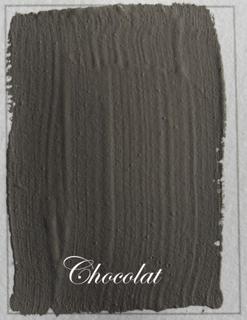 Kalklitir Kalkfärg 1 kg, Chocolat