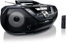 Philips - Boombox CD/Radio/USB/Kassett
