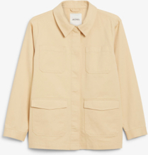 Workwear jacket - Beige