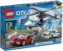 60138 LEGO City Höghastighetsjakt