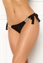 Goddiva Resort Jayde Tie Side Brief Black XS