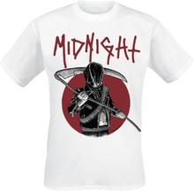 Midnight - Athenar -T-skjorte - hvit