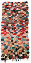Boucherouite matto | 250x107cm