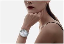 Watch GT Elegant - Silver/White