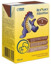 Resource minimax sjokolade