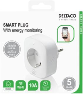 SH-P01E Smart Home Plug with energy monito