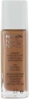 Revlon Nearly Naked Nude Makeup Foundation Color 230 Nutmeg Muscade