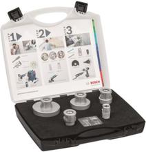 Työkalut 5 kpl timantti-DrySpeed-sarja 68,051,0 35,025,020,0 Diamond drill bit set