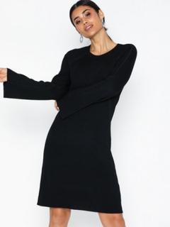J Lindeberg Melina Drapy Rib Loose fit dresses