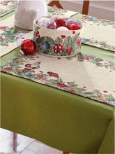 Tischset im 2er-Set ca. 32x48 cm Sander mehrfarbig