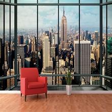 Fototapet New Yorks skyskrabere
