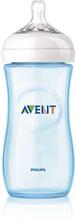 Philips Avent naturliche Futterung-Flaschen Futterungen Prime + 3Mesi Farbe Blau 330ml